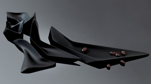 5 elements of 'niche' by Zaha Hadid for Alessi